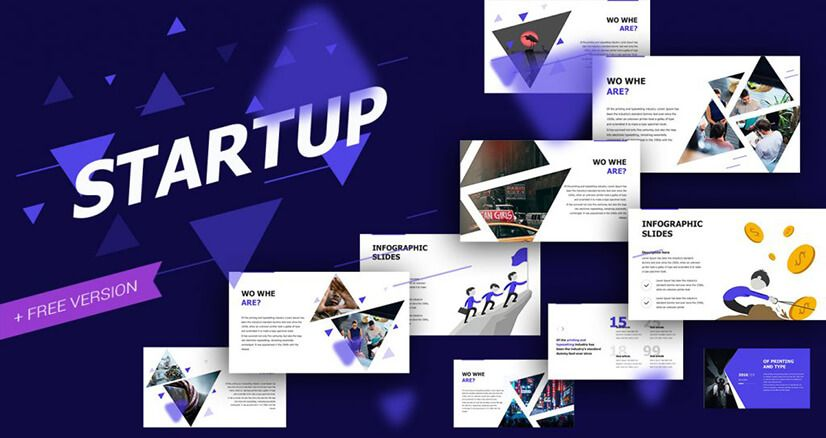 The Best Free Powerpoint Templates To Download In 2019 Graphicmama Blog Powerpoint Template Free Presentation Template Free Pptx Templates