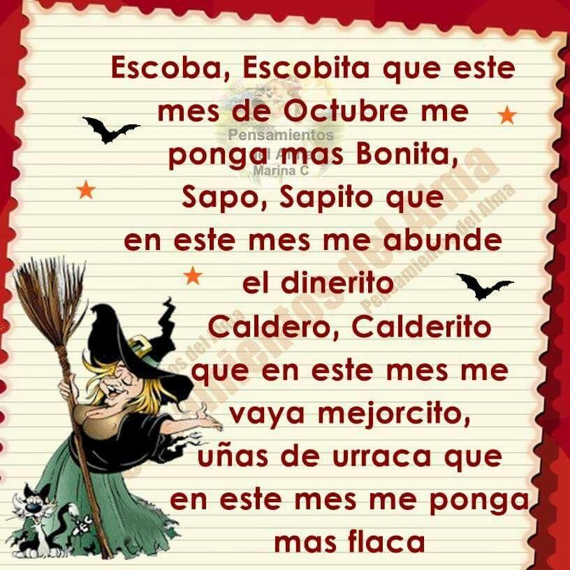 Bienvenido Octubre Bienvenido Octubre Frases