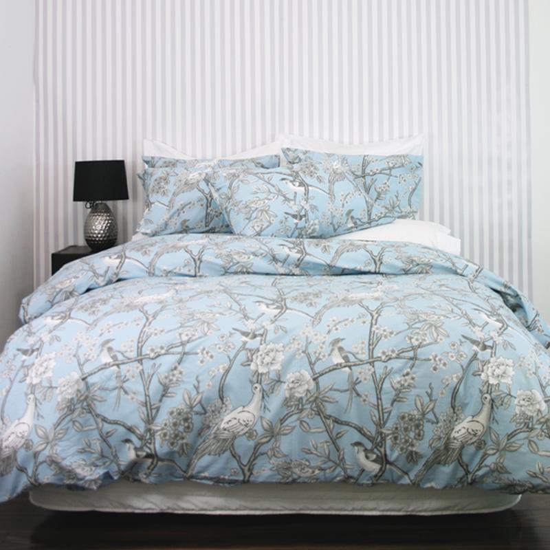 Blue Bird Euro Covers Bed Bath Beyond Bird Duvet Covers Bird Duvet Girly Bedroom