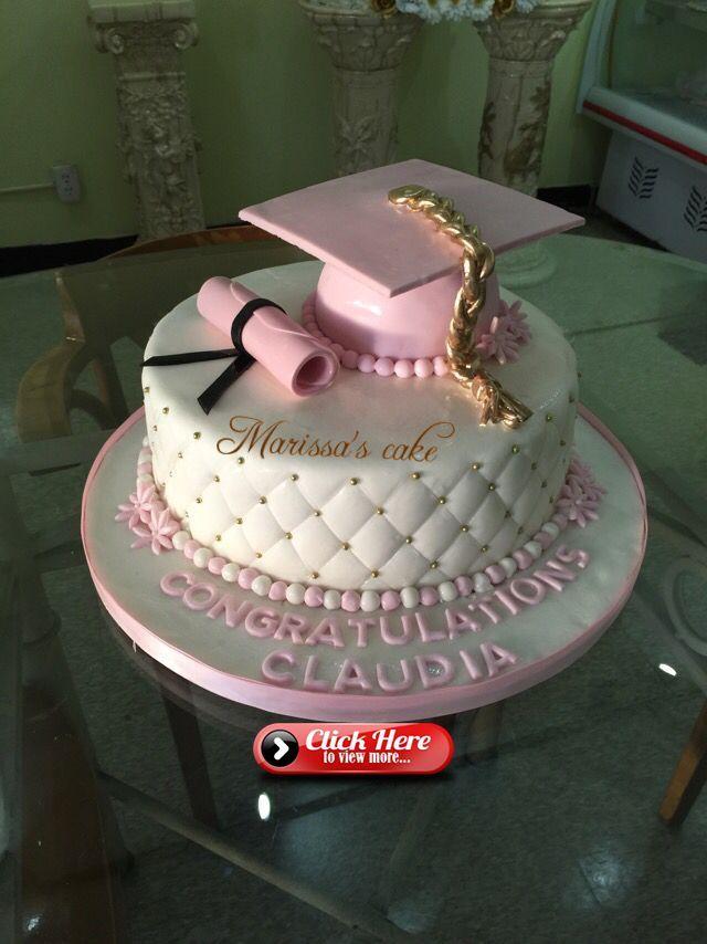 Fashion Graduation Cake Visit Us Facebook Com Marissascake Or Www Marissascake Modern Graduation Party Cake Graduation Party Desserts College Graduation Cakes