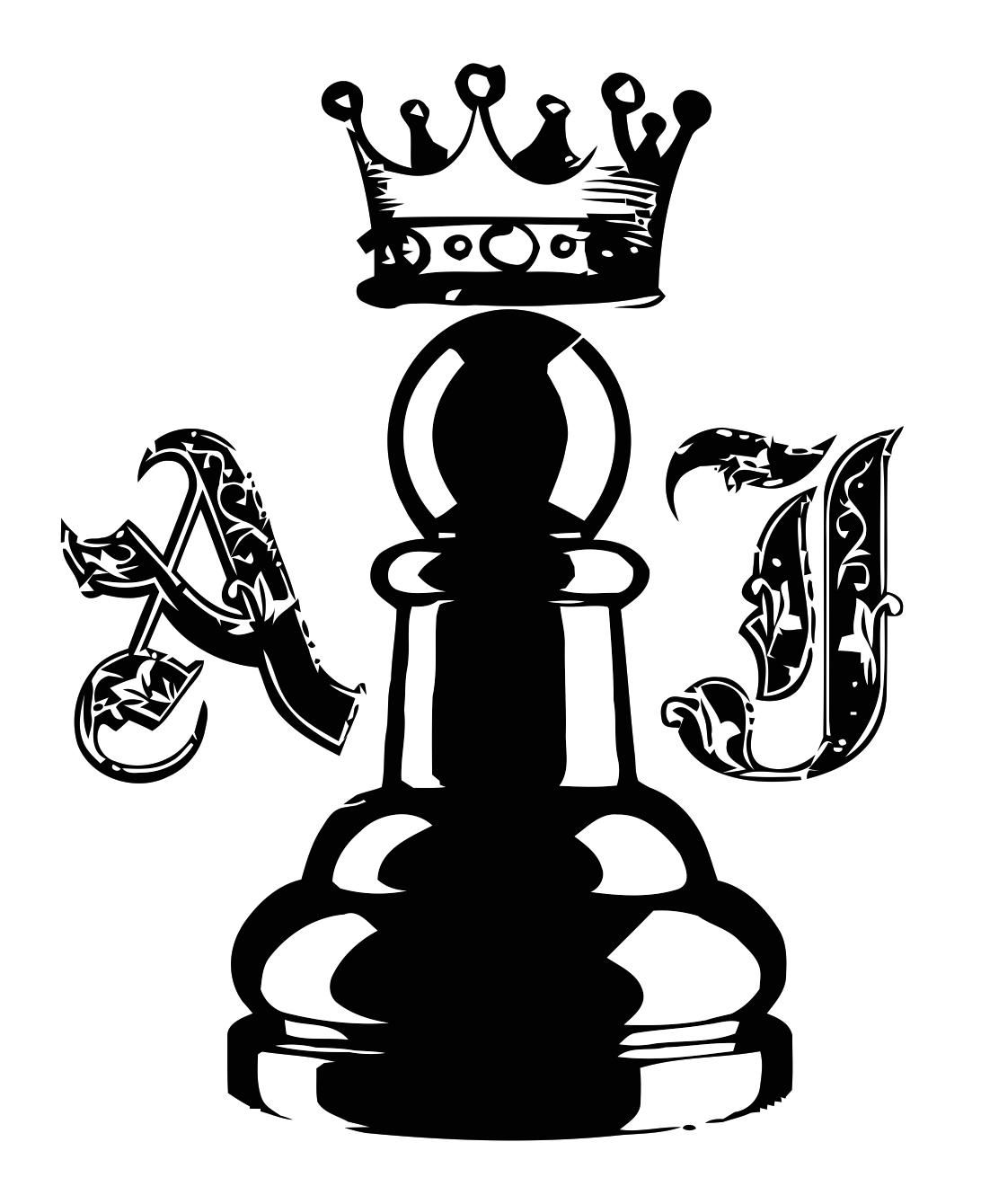 "My personal logo ""The Pawn To King"""