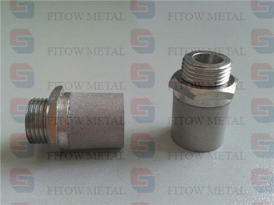 Titanium Powder Sintered Filter Pipe For Medical Use