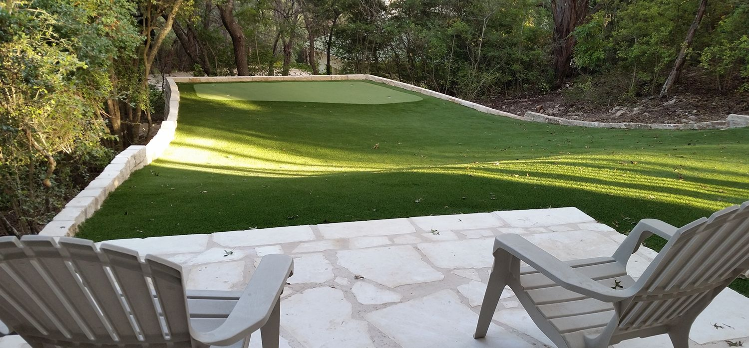 Synthetic Grass For Austin The Texas Hill Country Turf