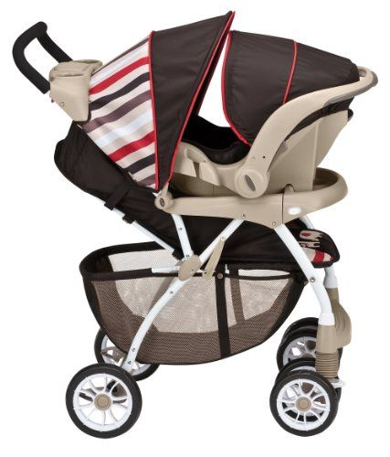 Evenflo Journey 200 Stroller With Embrace 35 Car Seat Parma