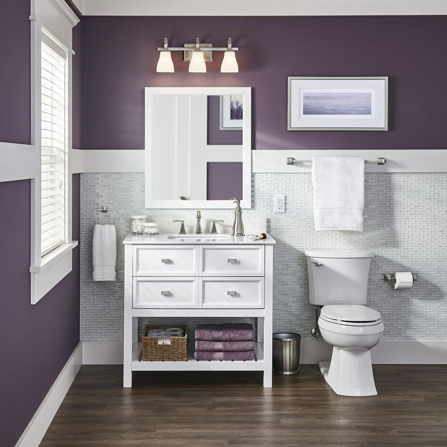 Get A Fresh Look In Your Bathroom With A New Vanity Designed By