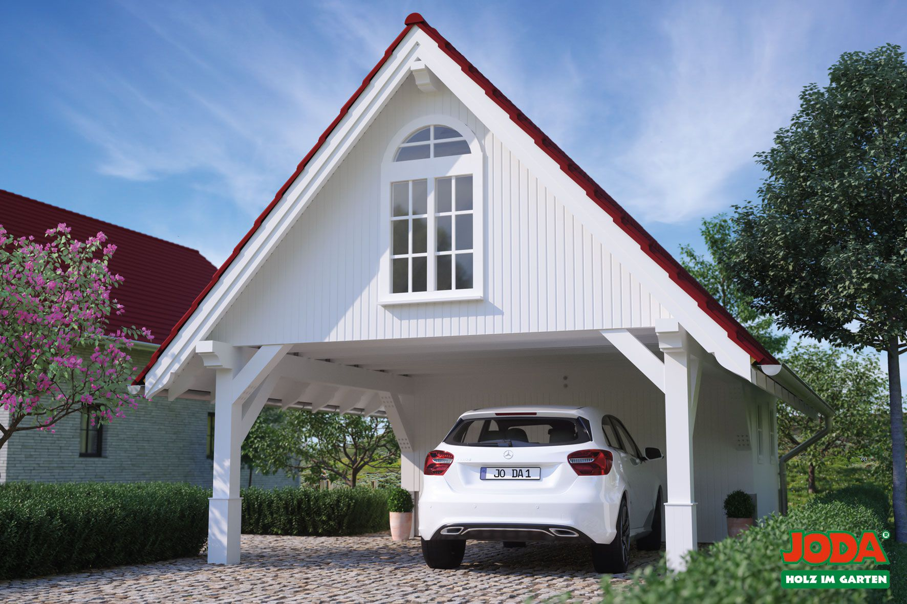 Pin Von Joda Auf Carports Haus Gartenhaus Carports