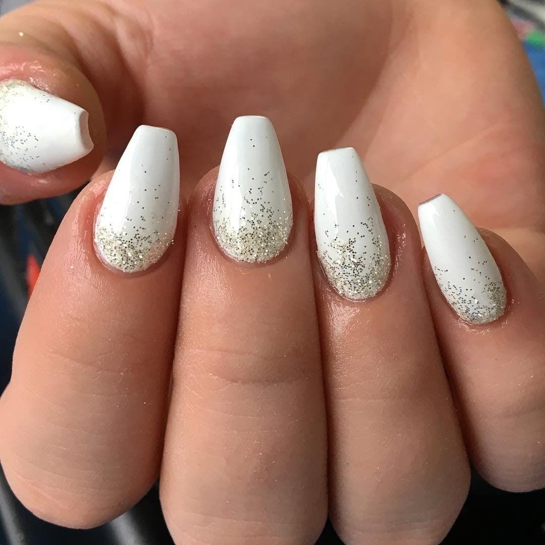 15 Nail Designs That Prove Winter White Isn T As Boring As It