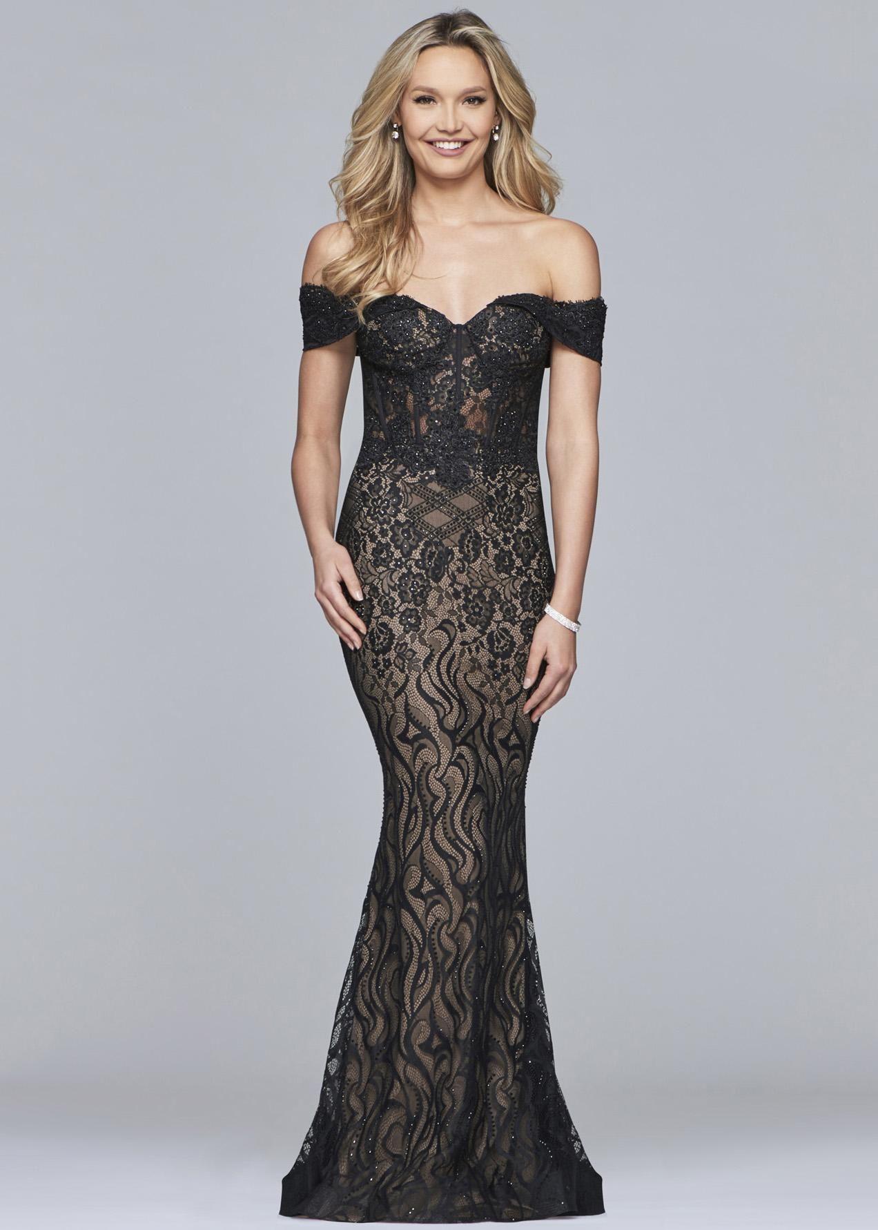 Faviana s10109 glamour dress