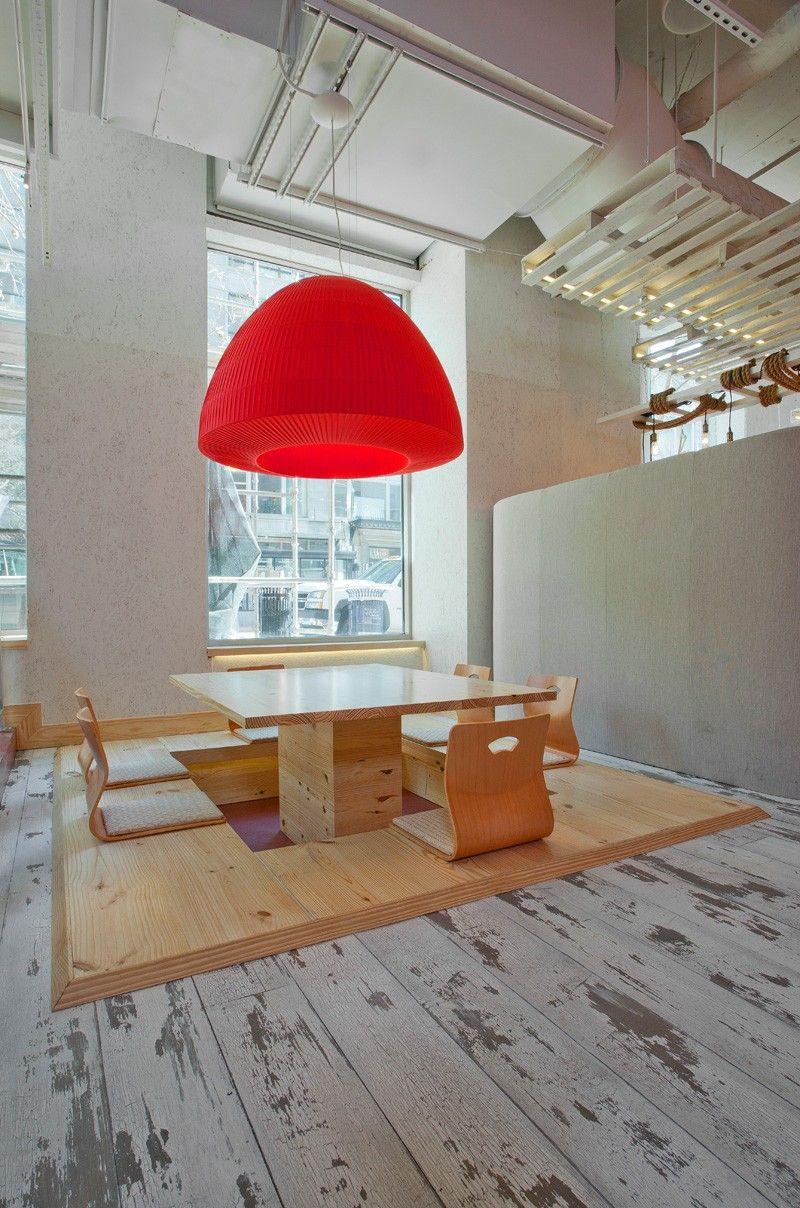 Capella Garcia Design A New Restaurant That Combines Three ...