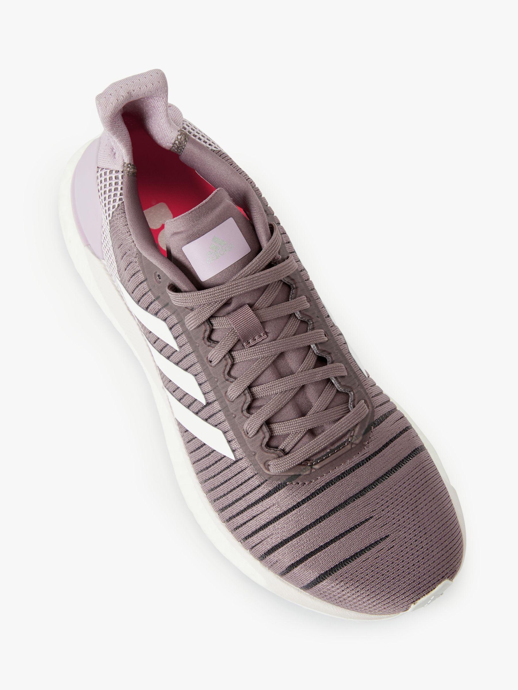 adidas Solar Glide 19 Women's Running Shoes, Blue TintFTWR