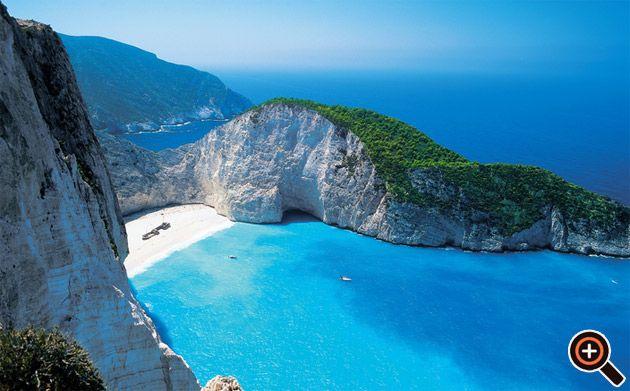 Schönste Strände Der Welt Europas Griechenland Korfu Rhodos