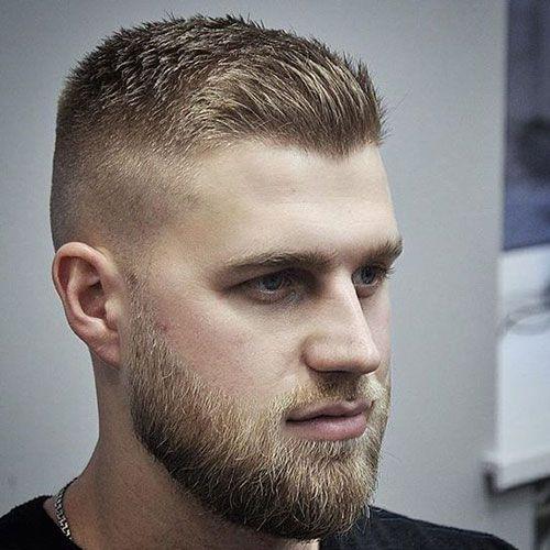 white boy haircuts fade