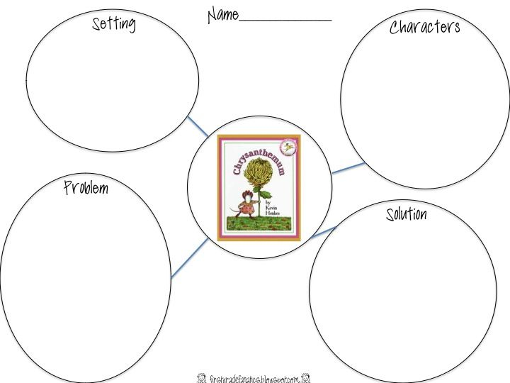 First Grade Fanatics: A way to organize information about