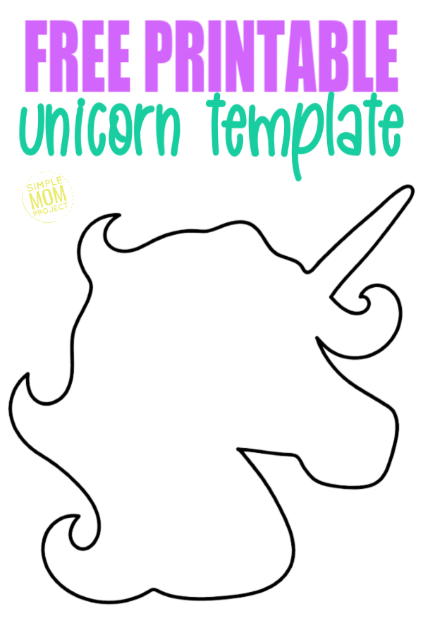 35++ Unicorn cut out printable ideas in 2021