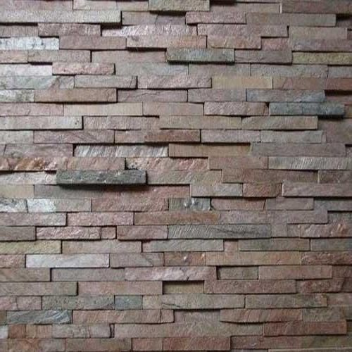 Exteriors Exterior Wall Cladding Tiles With Stone Bricks Random