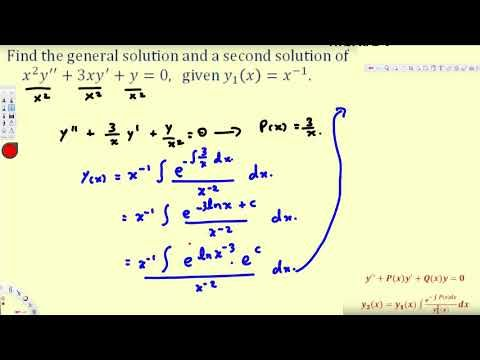Application Of Higher Order Differential Equation