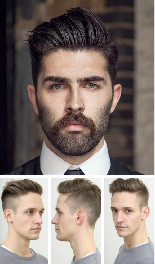 Types of Haircuts - Men Haircut Names With Pictures - AtoZ Hairstyles in 2020 | Haircuts for men ...