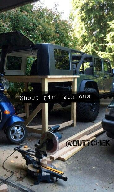 I Need Something To Make Getting The Top Off Easier Jeep Jku