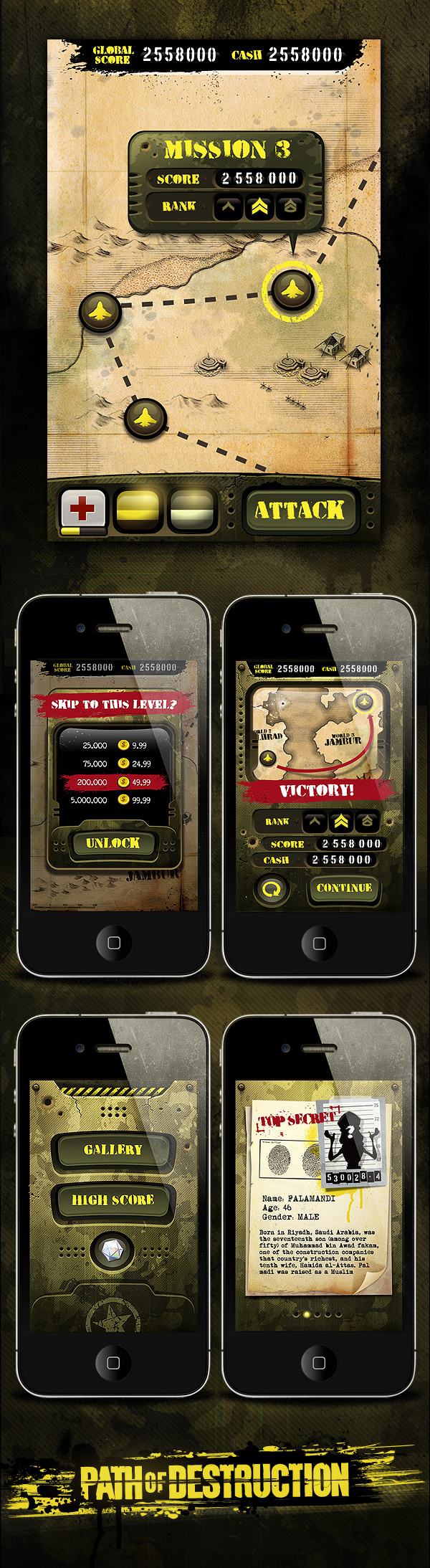 PoD! - iPhone Game