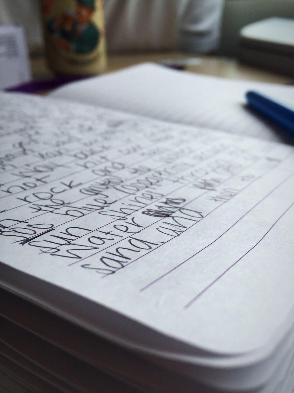Journaling Journal, Photography