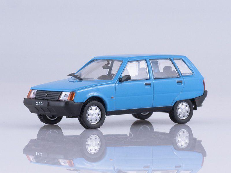 zaz 1105 dana blue (tavria) ukrainian car 1994 year 1 43 scalezaz 1105 dana blue (tavria) ukrainian car 1994 year 1 43 scale diecast model car deagostini zaz