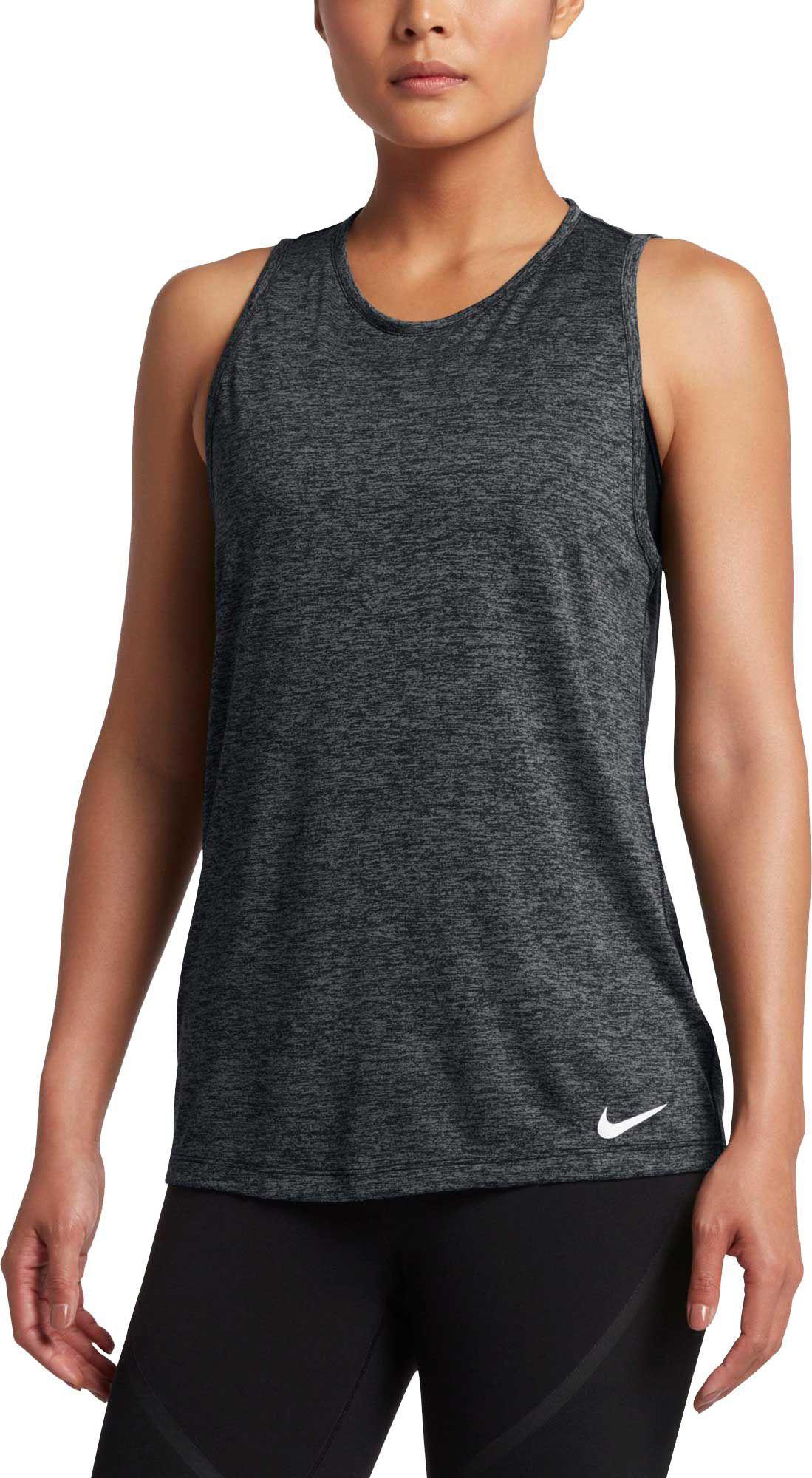 5891a0bda Nike Women's Dry Tomboy Cross-Dye Tank Top | Products | Nike women ...