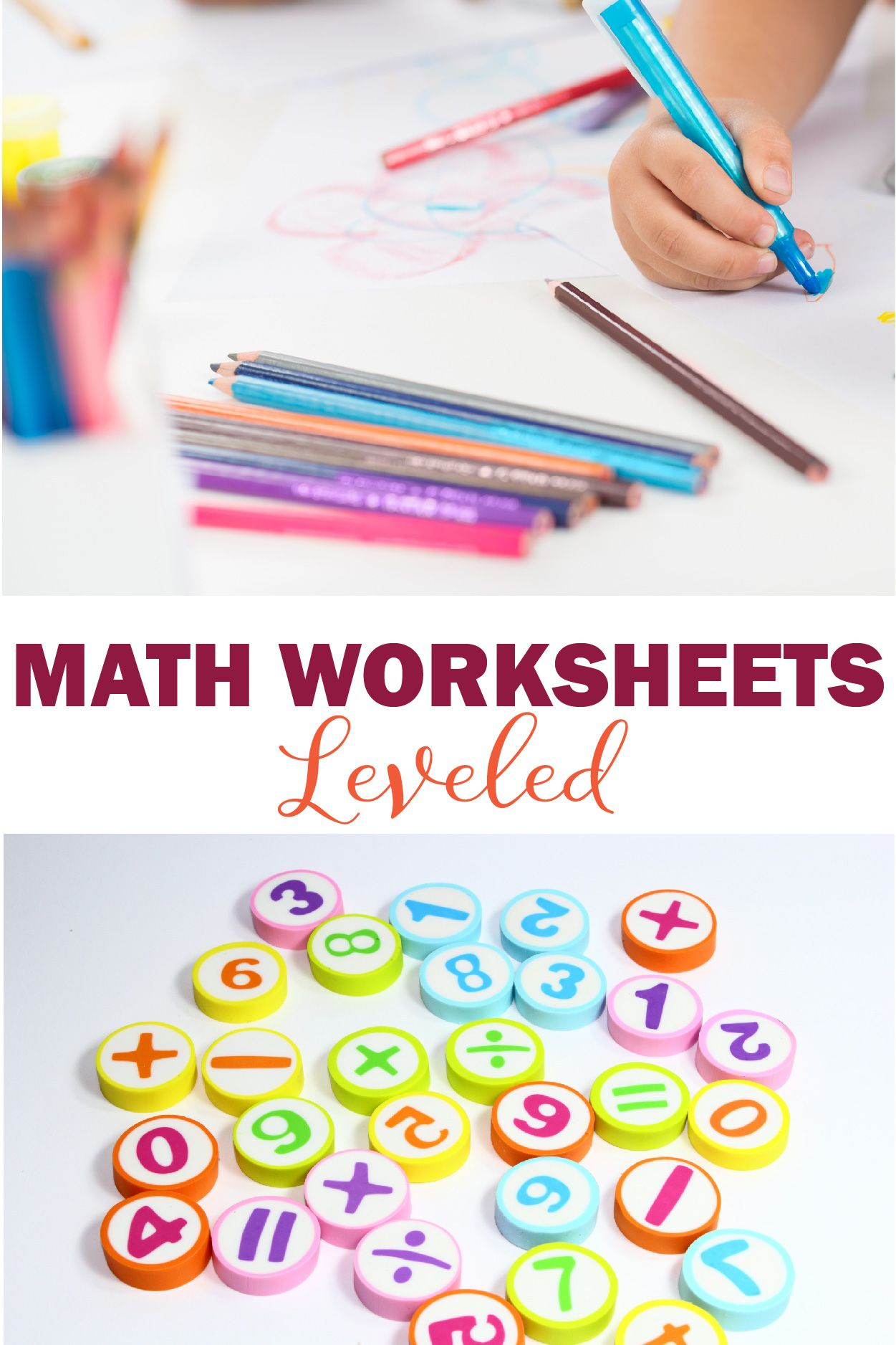 Nwea Map Prep Math Practice Worksheets Rit Band 180 220