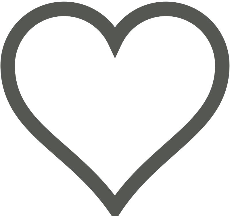 herz malvorlage 01 | Stefanie Mandalas | Pinterest | Herz malvorlage ...