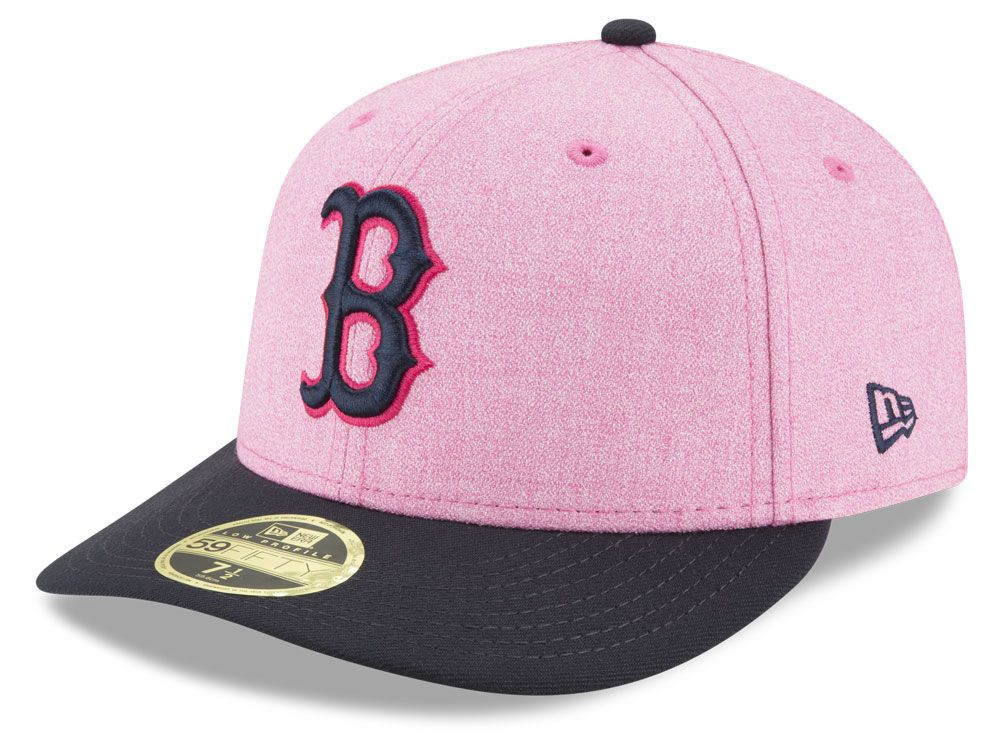 Boston red sox new era 2018 mlb mothers day low profile