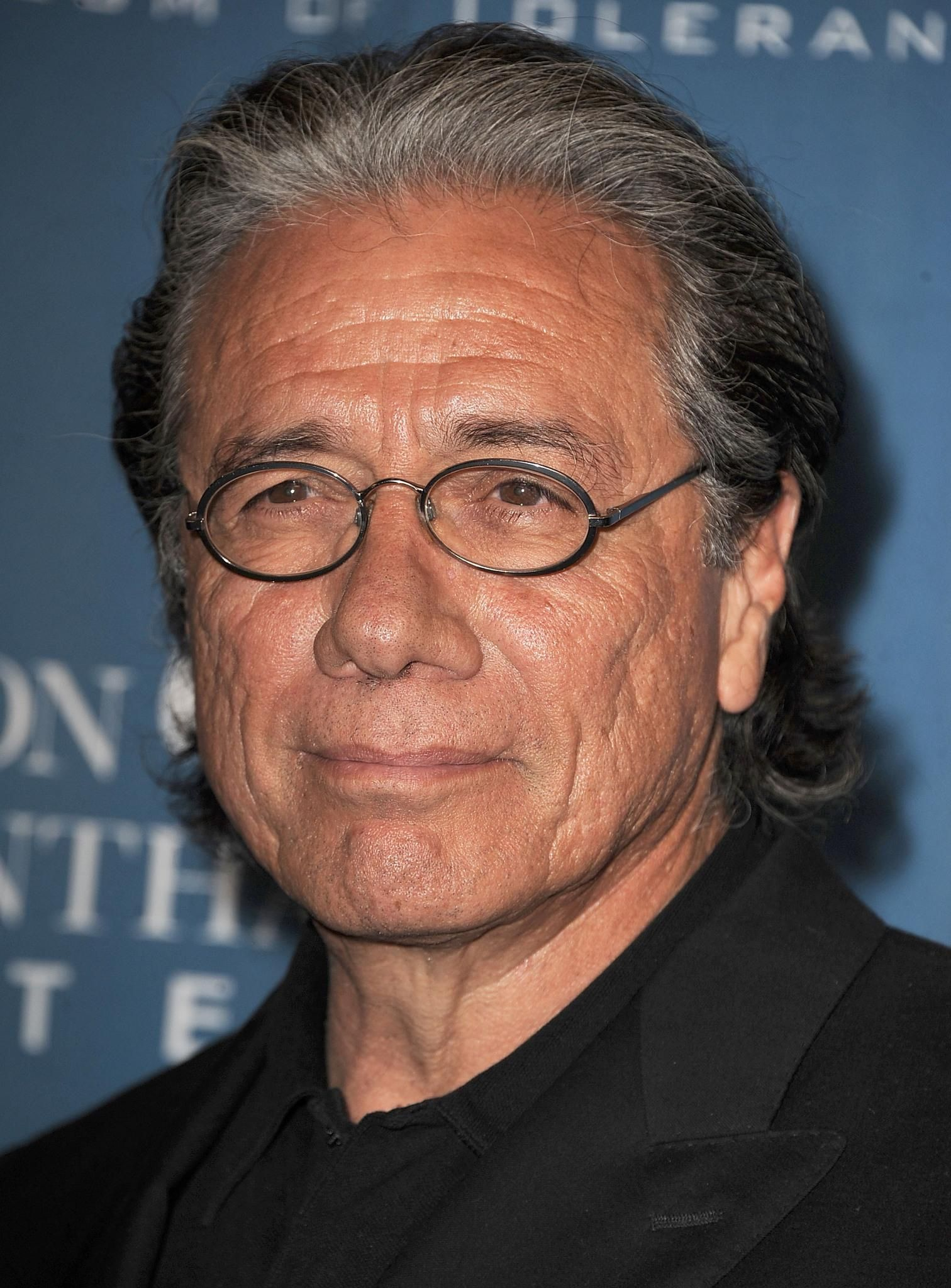 Edward James Olmos actor age 69 has d
