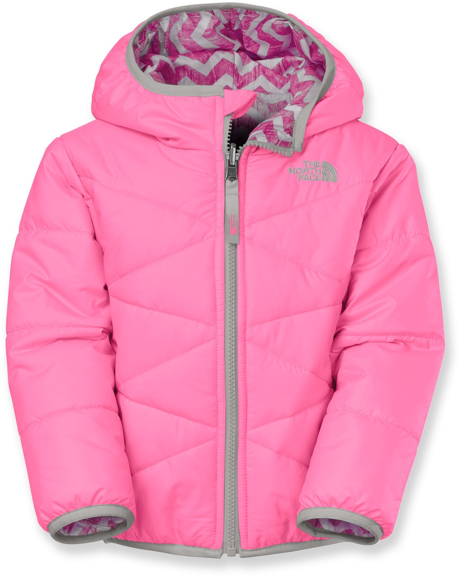 The North Face Perrito Reversible Insulated Jacket Toddler Girls Rei Co Op [ 2000 x 1594 Pixel ]