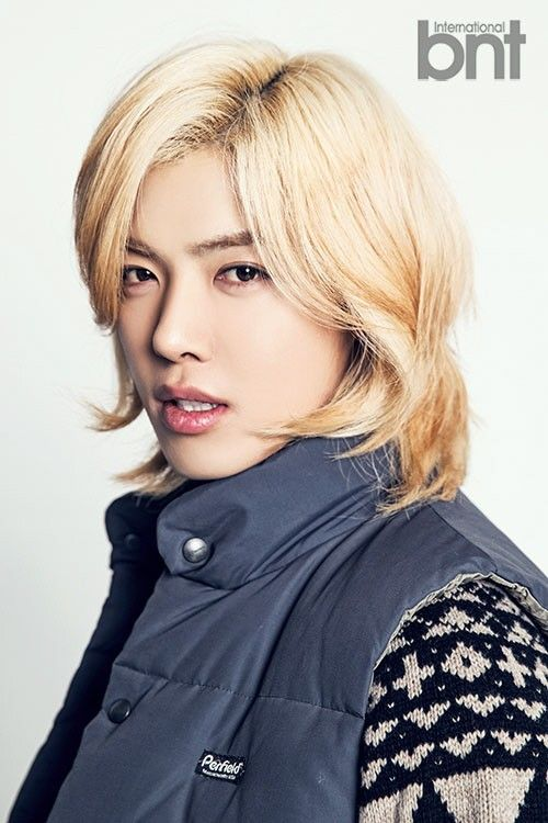 Kangnam Reveals How Many Women He S Dated His Ideal Type And More For International Bnt Pictorial Best Hip Hop Mib Asian Actors