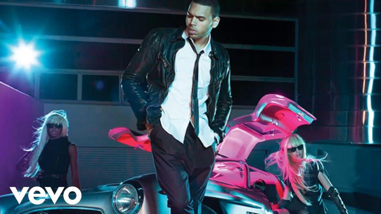 Chris Brown Serve It ft Justin Bieber, August Alsina