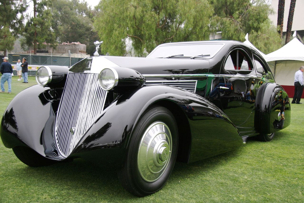 1925 Rolls-Royce Phantom : Classic Cars The motor car may have been ...