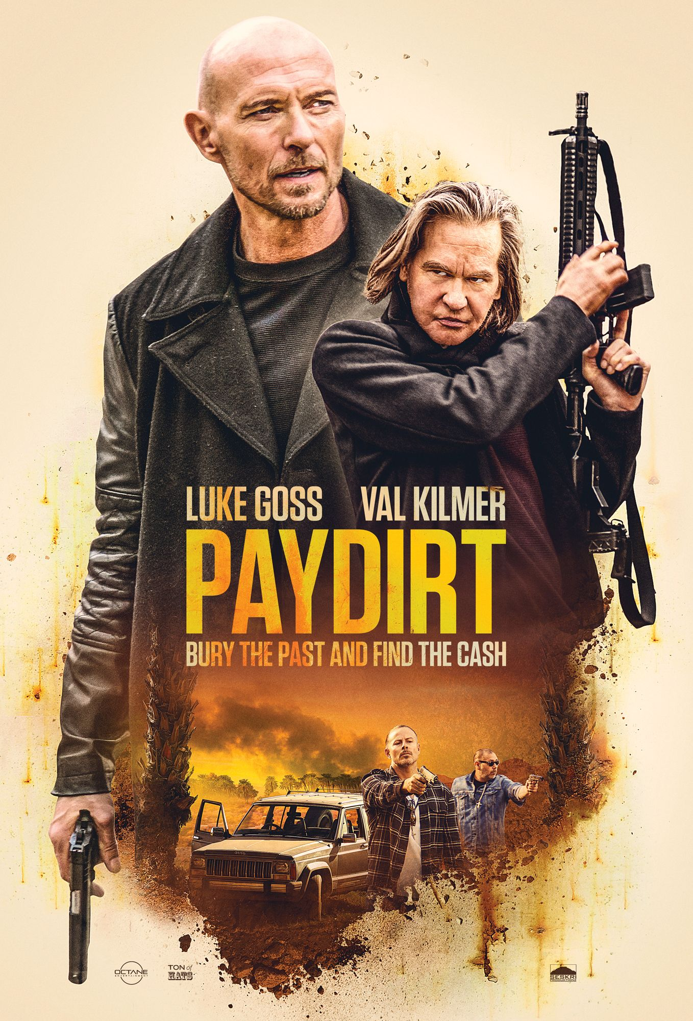 Paydirt 2020 Google Search In 2020 Val Kilmer Crime Thriller Thriller
