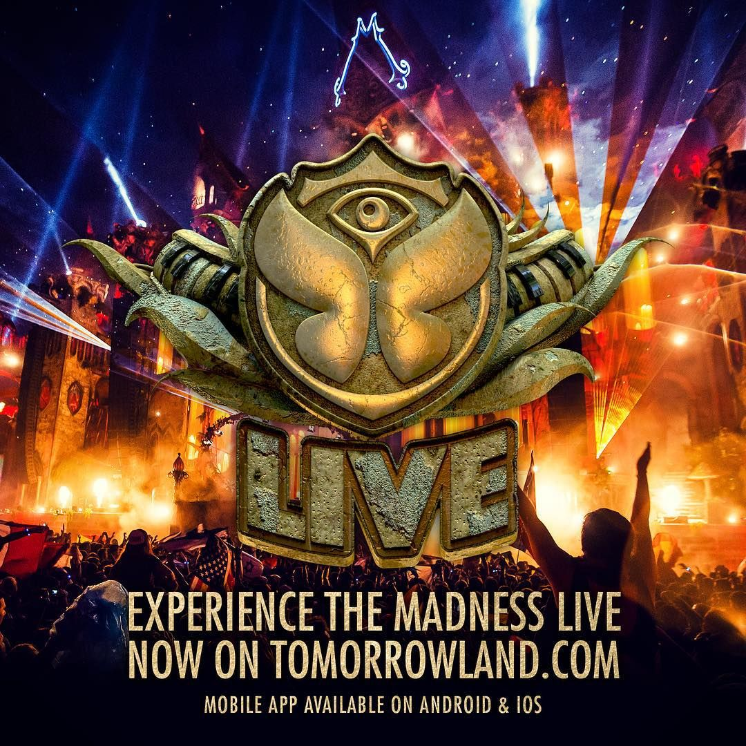 Now LIVE; the first Chapter in The Secret Kingdom of Melodia. Discover more: www.tomorrowland.com Apps available on IOS and Android