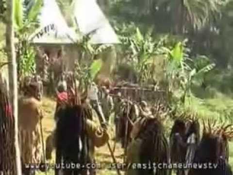 Cameroun Danse Kounga Chez Les Bamileke Du Haut Nkam Cameroun Haut