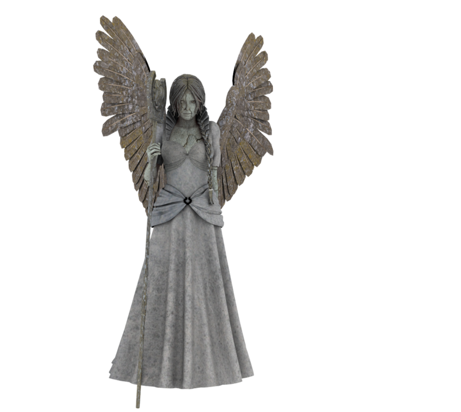 Angel Statue Png 05 By Neverfading Stock On Deviantart Angel Statues Statue Lion Sculpture