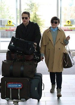 Josh and Ginny heads home…