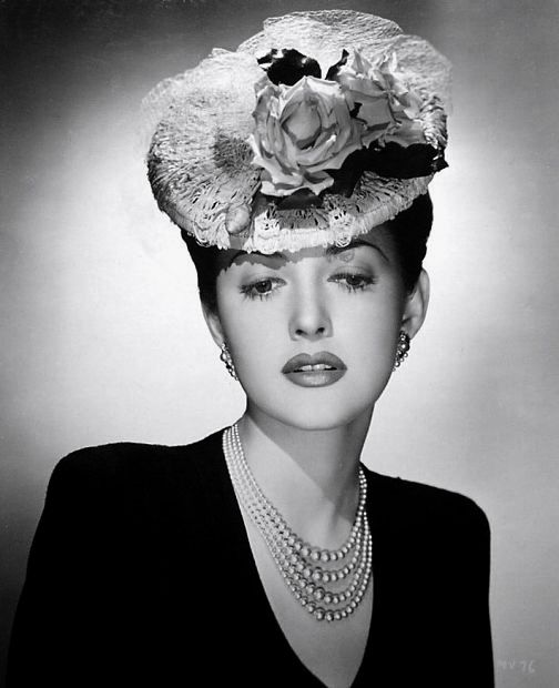 Pin von 1930s/1940s Women\'s Fashion auf 1940s Hats | Pinterest