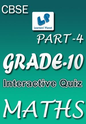 10-CBSE-MATHS-PART-4 Interactive quizzes & worksheets on Rational ...