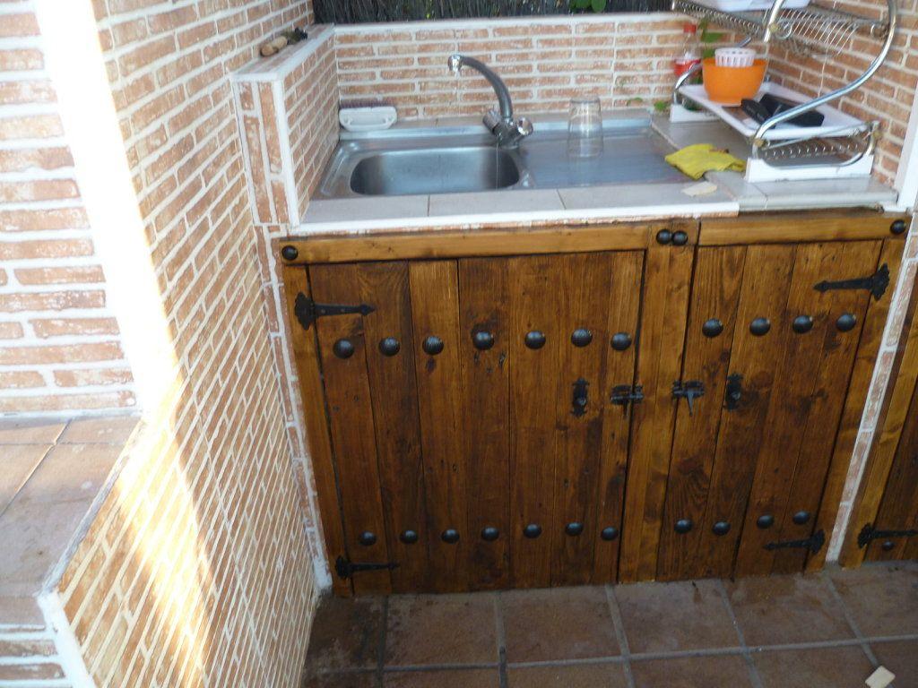 Imagen 9 decoracion pinterest for Puertas corredizas de palets