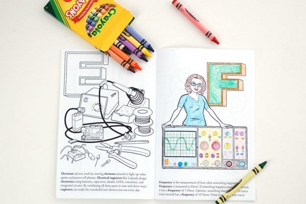 Crayola Electronic Coloring Book #884 | Pics to Color | coloring 2 ...