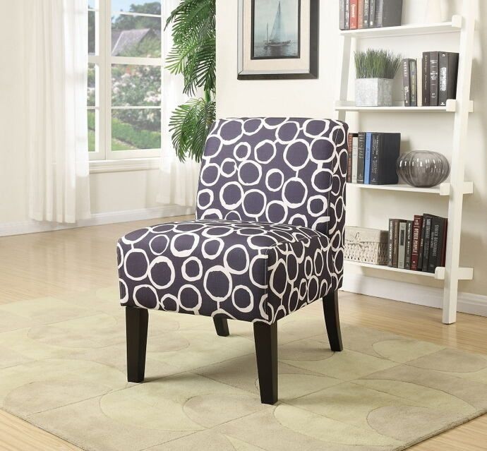 Best Acme 59507 Ollano Circles Geometric Pattern Fabric Accent 400 x 300