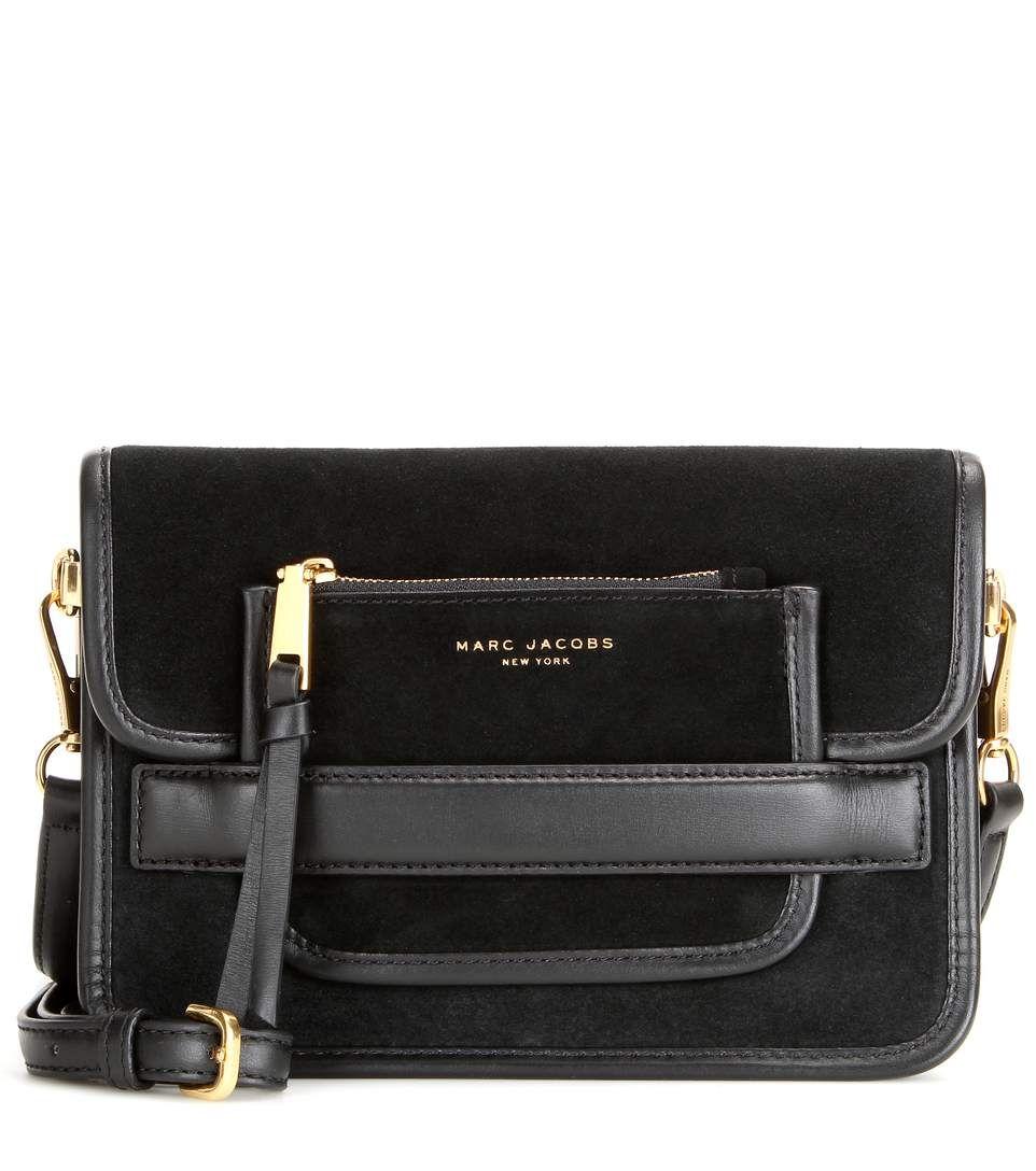 MARC JACOBS Madison Medium Suede Shoulder Bag.  marcjacobs  bags  shoulder  bags  lining  suede 32cd3f15ddb0
