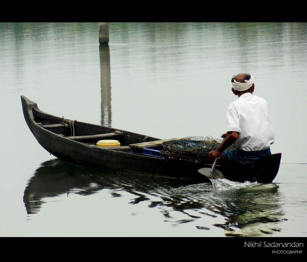 A Fisherman S Journey Photo By Nikhil Sadanandan National Geographic Your Shot Amazing Photography National Geographic National Geographic Photos