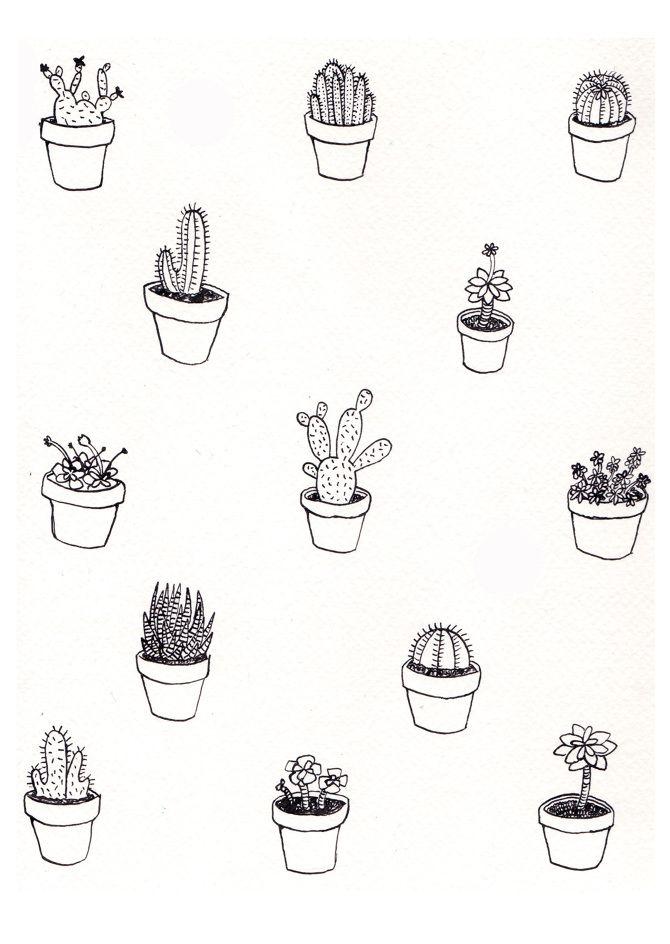 Plant Feelings Zine by Ashley Ronning Design