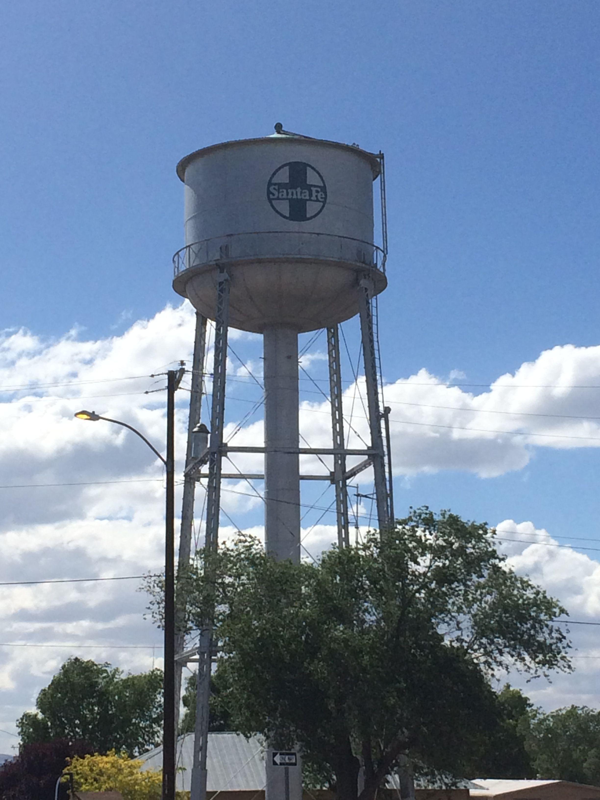 Water Storage Tanks Los Angeles
