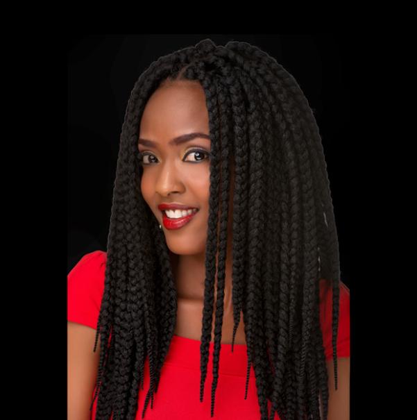 Latest Braids Hairstyle In Kenya Di 2020 Gaya Rambut Rambut Kenya