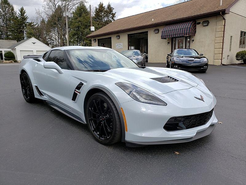 2018 Corvette Coupe For Sale in Pennsylvania 2018 Grand